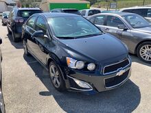 2015_Chevrolet_Sonic_RS_ North Versailles PA