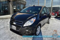 2015_Chevrolet_Spark_LS / Automatic / Power Locks & Windows / Aux Jack / 39 MPG / Only 20k Miles_ Anchorage AK