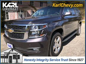 2015_Chevrolet_Suburban_LT_ New Canaan CT
