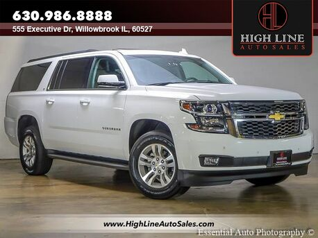 2015_Chevrolet_Suburban_LT_ Willowbrook IL