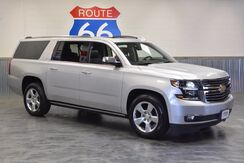 2015_Chevrolet_Suburban_LTZ 'LEATHER SUNROOF NAVIGATION DVD CAPTAIN CHAIRS!' ONLY 39K MILES!_ Norman OK