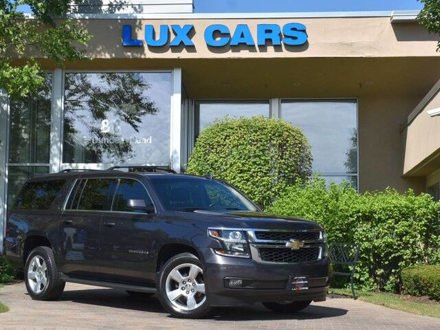 2015_Chevrolet_Suburban_LTZ NAV REAR DVD SUNROOF 4WD MSRP $67,315_ Buffalo Grove IL
