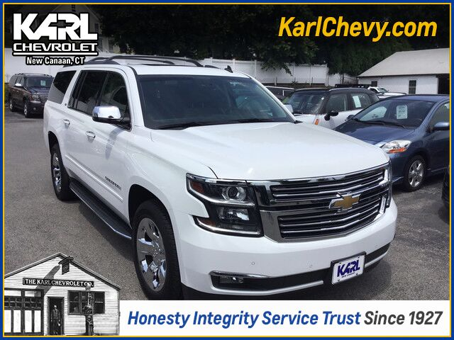 2015 Chevrolet Suburban LTZ New Canaan CT