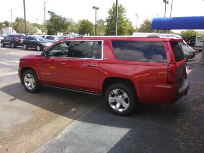 2015_Chevrolet_Suburban_LTZ_ Charleston SC