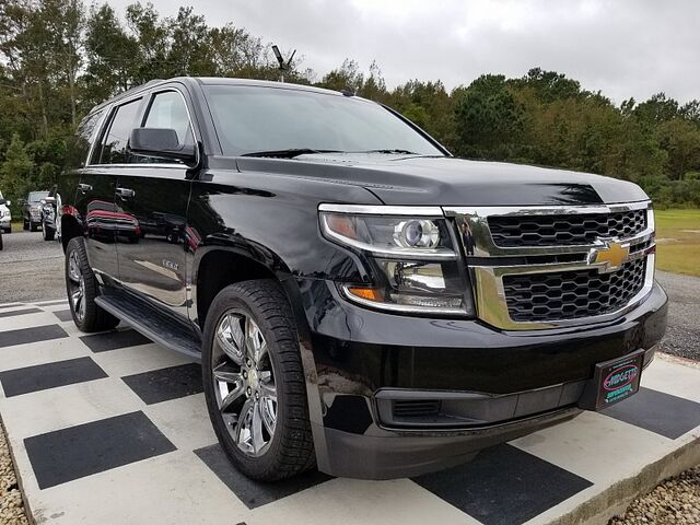 2015 Chevrolet Tahoe 4d SUV 4WD LS Outer Banks NC