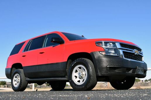 2015 Chevrolet Tahoe Commercial 4x4 Fort Worth TX