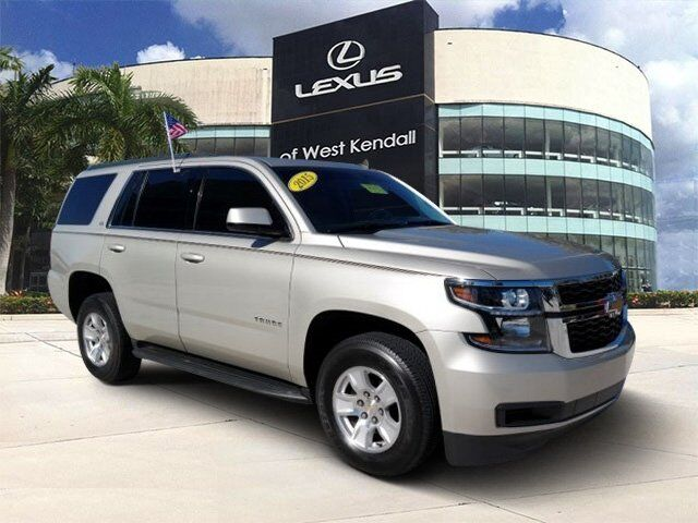 2015 Chevrolet Tahoe Ls For Sale Lexus Of West Kendall