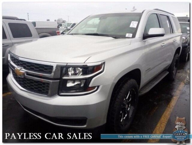 2015 Chevrolet Tahoe LT / 4X4 / Automatic / Heated Leather ...