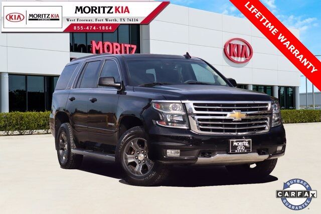 2015 Chevrolet Tahoe LT Fort Worth TX