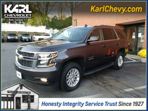 2015_Chevrolet_Tahoe_LT_ New Canaan CT