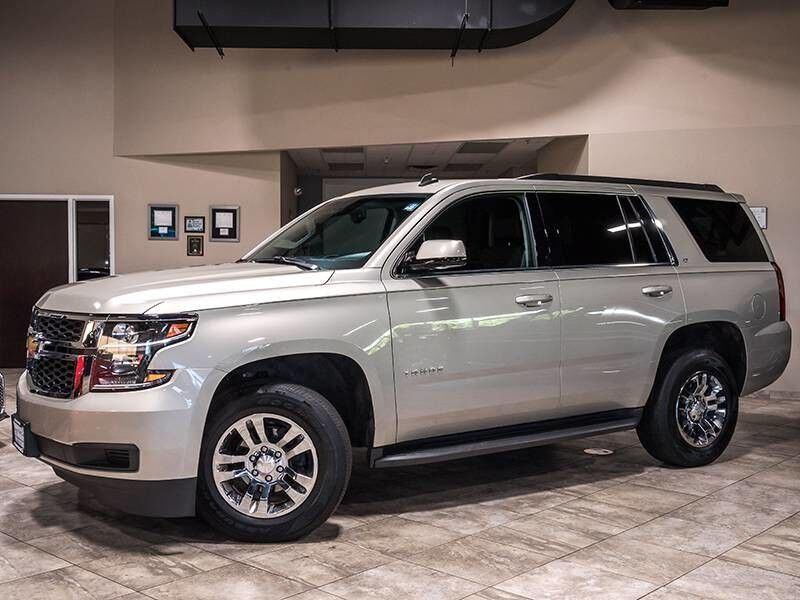 2015_Chevrolet_Tahoe LT_SUV_ Chicago IL