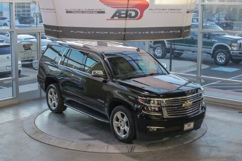 2015_Chevrolet_Tahoe_LTZ_ Chantilly VA