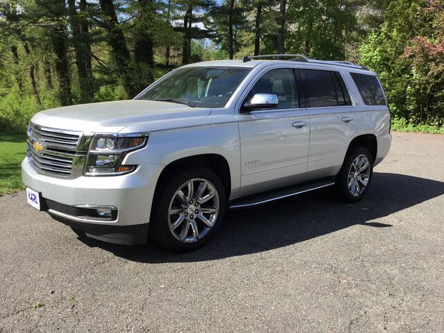 2015 Chevrolet Tahoe LTZ New Canaan CT