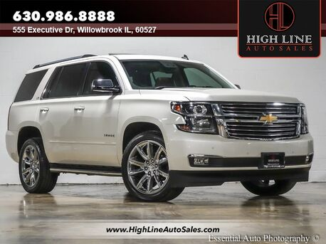 2015_Chevrolet_Tahoe_LTZ_ Willowbrook IL