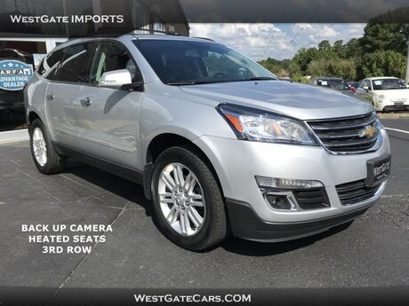 2015 Chevrolet Traverse LT Raleigh NC