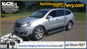 2015_Chevrolet_Traverse_LTZ_ New Canaan CT
