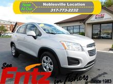 2015_Chevrolet_Trax_LS_ Fishers IN