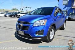2015_Chevrolet_Trax_LT / AWD / Auto Start / Sunroof / Bose Speakers / Cruise Control / Bluetooth / Back Up Camera / 31 MPG_ Anchorage AK