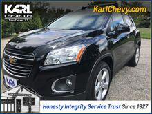 2015_Chevrolet_Trax_LTZ_ New Canaan CT