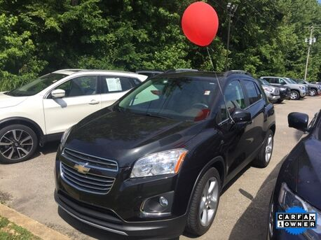 2015_Chevrolet_Trax_LTZ_ Paris TN