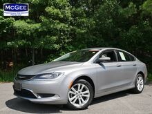 2015_Chrysler_200_4dr Sdn Limited FWD_ Pembroke MA
