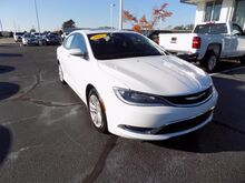 2015_Chrysler_200_4dr Sdn Limited FWD_ Rocky Mount NC