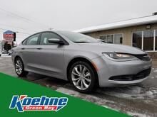 2015_Chrysler_200_4dr Sdn S FWD_ Green Bay WI