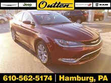 2015_Chrysler_200_C_ Hamburg PA