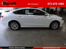 2015_Chrysler_200_C_ Garland TX