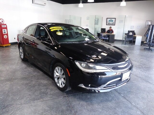 2015_Chrysler_200_C_ San Jose CA