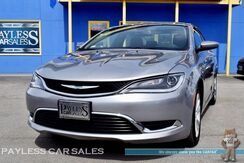 2015_Chrysler_200_Limited / Automatic / AutoStart / Bluetooth / Back-Up Camera / Cruise Control / Only 24K Miles / 36 MPG_ Anchorage AK