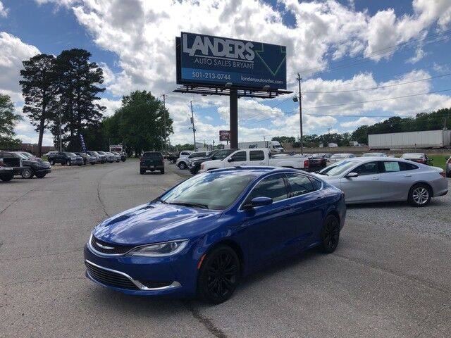 2015 Chrysler 200 Limited Bryant AR