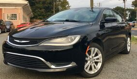 2015_Chrysler_200_Limited_ Charlotte and Monroe NC