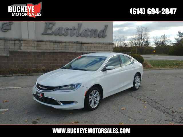 2015 Chrysler 200 Limited Columbus OH