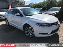 2015_Chrysler_200_Limited   HEATED SEATS   CAM_ London ON