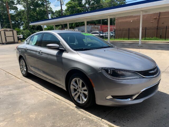 2015 Chrysler 200 Limited Houston TX