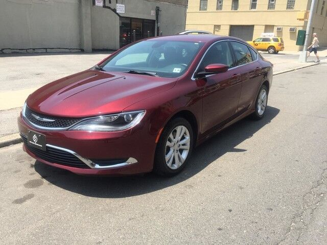 2015 Chrysler 200 Limited Queens NY
