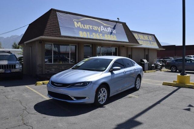 2015 Chrysler 200 Limited Murray UT