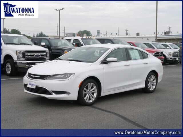 Chrysler 200 Limited >> 2015 Chrysler 200 Limited