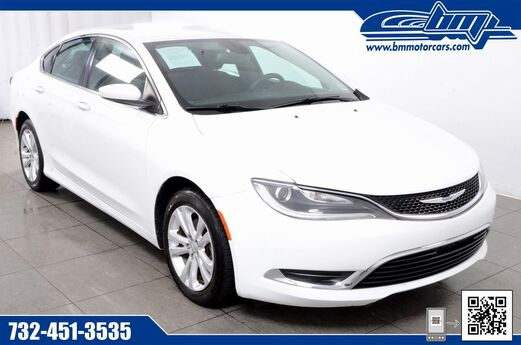 2015 Chrysler 200 Limited Rahway NJ