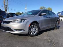 2015_Chrysler_200_Limited_ Raleigh NC