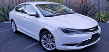 2015_Chrysler_200_Limited_ Redwood City CA