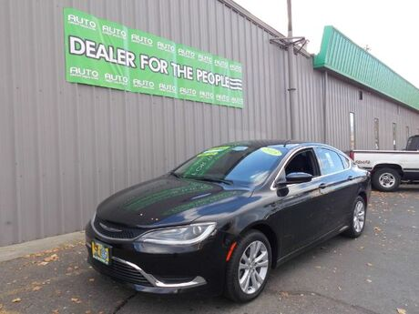 2015 Chrysler 200 Limited Spokane Valley WA