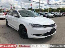 2015_Chrysler_200_Limited   V6   HEATED SEATS_ London ON