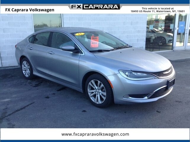 2015 Chrysler 200 Limited Watertown NY