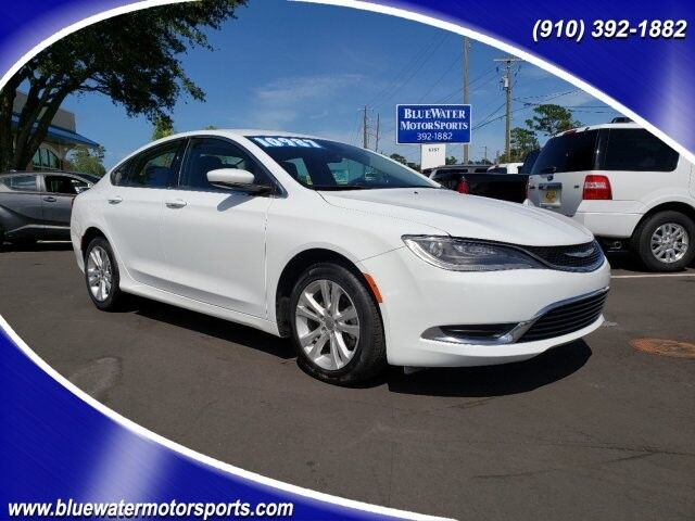 2015 Chrysler 200 Limited Wilmington NC