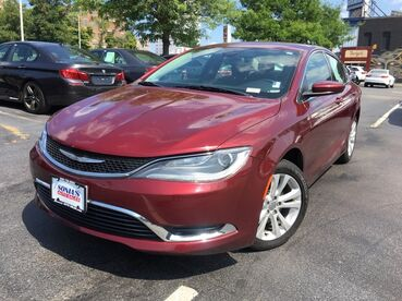 2015_Chrysler_200_Limited_ Worcester MA