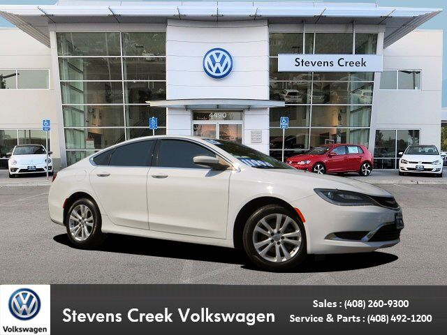 2015_Chrysler_200_Limited_ San Jose CA