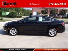 2015_Chrysler_200_Limited_ Garland TX