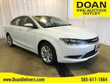 2015_Chrysler_200_Limited_ Rochester NY